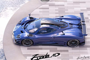 The Pagani Zonda May Not Be So Dead After All