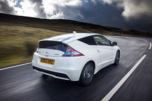 Honda Has Finally Decided To Put The CR-Z Out Of Its Misery
