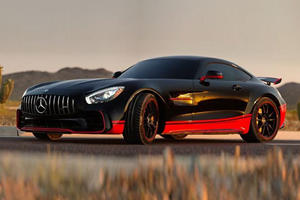 The Mercedes AMG GT R Is The Latest Car To Become A Transformer