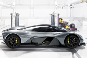 5 Facts We Found Out About The Aston Martin AM-RB 001