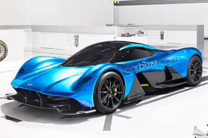 We Can't Get Enough Of The Aston Martin AM-RB 001
