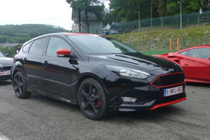 2016 Ford Focus Black Edition Review: We Flew To Europe To Drive This