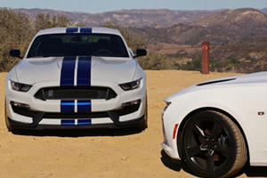 Even On Social Media, Ford And Chevrolet Are Fighting Hard For Victory