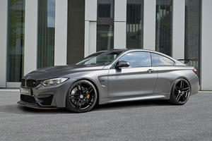 Someone Has Already Tuned The 700 Unit Strong $161,000 BMW M4 GTS