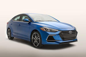 The 200-Horsepower 2017 Elantra Sport Shows That Hyundai Is Ready To Be A Performance Player