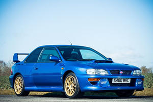 Subaru's Best Boxers: The Middleweight Impreza Turbo