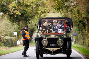 The World's Oldest Car Event Is A Celebration Of Going Slow