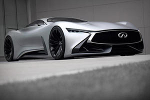 The Infiniti Range Could Soon Be Getting Way More Interesting