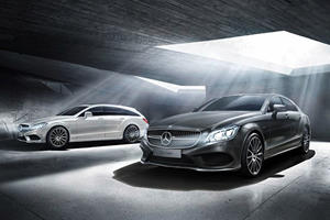 Mercedes Celebrates The End Of The CLS With A Special Edition Americans Can't Have