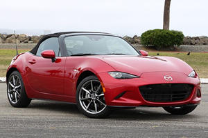5 Things Everyone Says After Driving The 2016 Mazda MX-5