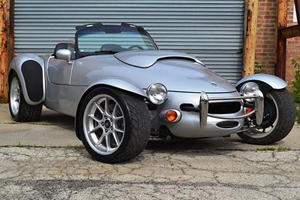 Supercars On A $50,000 Budget: A Cobra-Powered American Roadster That Can Rip Your Face Off