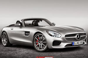 Mercedes Hard At Work Refreshing Lineup And Building A New AMG GT