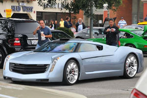 These Five Celebrities All Drive Custom One-Off Supercars