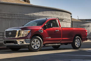 Nissan Expands The Titan Truck Lineup With The New Single Cab