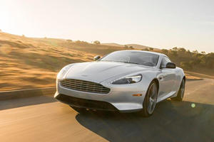 The Last DB9 In All Of History Has Just Rolled Off The Aston Martin Factory Floor