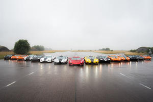 The World's First Koenigsegg Owners Meet Was More Incredible Than We Thought