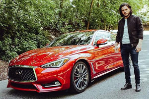 Infiniti Has Hired Jon Snow To Help Sell Its New Sports Car