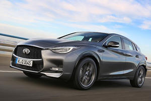Infiniti's QX30 Will Be The Most Affordable Luxury Crossover In The US