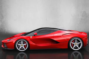 This LaFerrari Arrived With The Worst Factory Paint Job We Have Ever Seen