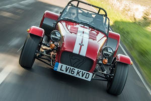 Caterham Unveils Latest Racy Iteration Of The Seven