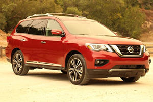2017 Nissan Pathfinder First Drive Review: The Perfect Balance Of Rugged And City Friendly