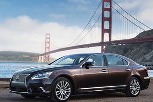 The Lexus LS 600 Is The Most Overpriced Hybrid Ever