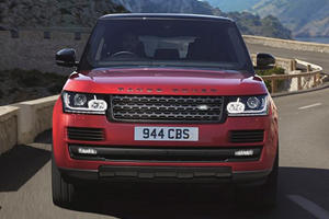 SVO Worked Its Magic On The Plushest Range Rover Money Can Buy