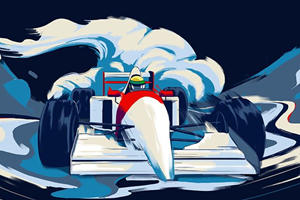 This Ayrton Senna Animation Is The Perfect Inspirational Video For Rio 2016