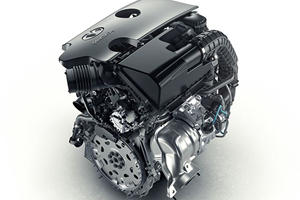 Has Infiniti Just Revealed The Most Important Engine Of 2016?