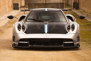 The Real Drift King Is Getting Behind The Wheel Of The Pagani Huayra BC