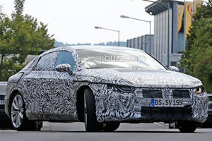Will The New Volkswagen CC Be The Car To Upstart The BMW 4 Series?