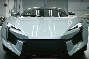 W Motors Is Bringing 1,680 Horsepower To Monterey Car Week