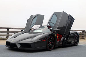The Carbon Enzo Inspired Pagani And Ferrari To Offer This Stunning Option
