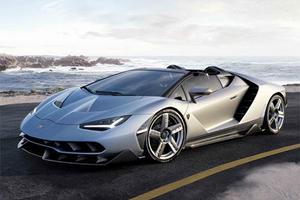 The Lamborghini Centenario Roadster Is The Ultimate In Supercar Excess