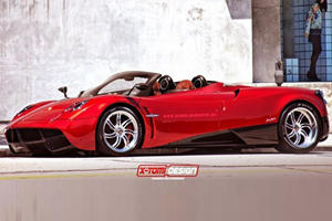 Here's Why We Think Pagani Didn't Bring The Huayra Roadster To Pebble Beach