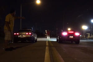 Is Starting A Street Race In Reverse The Mustang's Biggest Fail Ever?