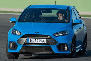 Ford Wants Focus RS Owners To Drive The Way They Should