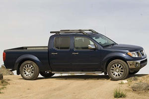Will Nissan Ever Replace The 12-Year-Old Frontier Pickup?