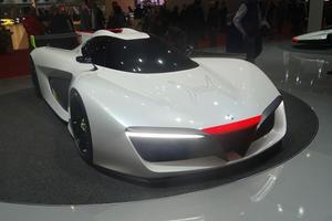 Pininfarina Will Sell Its 500-HP Hydrogen Race Car For $2.5 Million