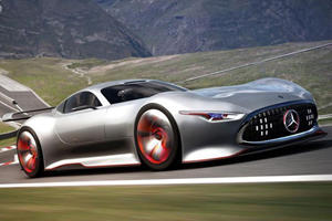 AMG Wants To Celebrate Its 50th Birthday With An F1-Based Supercar