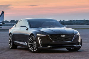 Cadillac's Boss Just Leaked Info About A Bunch Of New Amazing Models