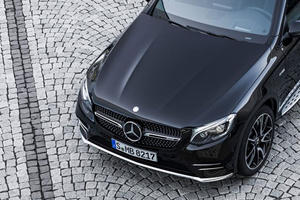 Can You Guess Which Mercedes Just Got Taken Under AMG's Wing?