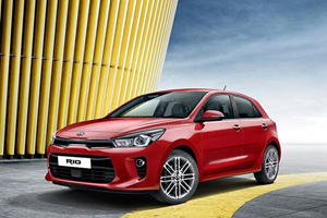 New Kia Rio Revealed Ahead Of Paris Debut