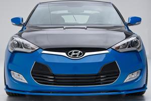PM Lifestyle Hyundai Veloster Makes its Way to SEMA 2011
