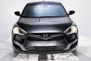SEMA 2011: A Trio of RE:MIX Tuned 2012 Hyundai Velosters