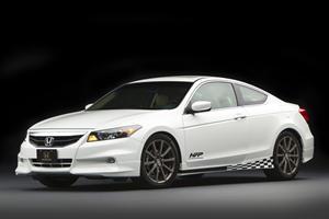 SEMA 2011: Honda Accord Coupe V6 HFP Concept