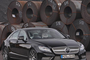 Carlsson Tunes the 2012 Mercedes-Benz CLS-Class