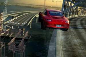 """Video: Michael Bay Takes on """"Need For Speed: The Run"""""""