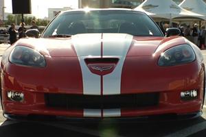 Video: Ron Fellows Corvette 'Hall of Fame' Z06 Tribute at SEMA