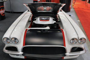 Corvette ZR59 Stands Out at SEMA